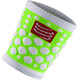 Compressport 3D Dots Sweatband Fluo Green